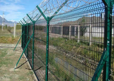 Fast Trellis Folding V 50X50mm 3D Wire Mesh Fence