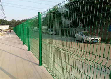Waterproof Home 4.00mm 3D Wire Mesh Fence